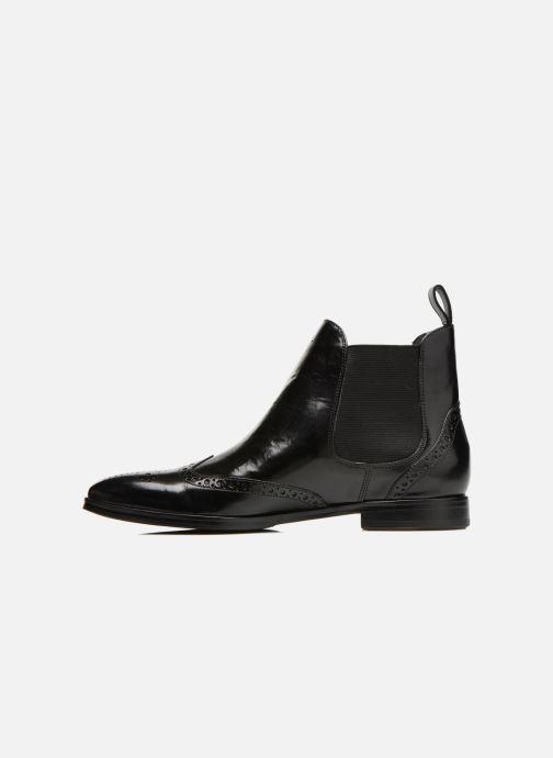 Boots en enkellaarsjes Melvin & Hamilton Jessy 4 Zwart voorkant