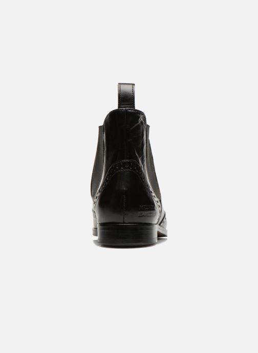 Boots en enkellaarsjes Melvin & Hamilton Jessy 4 Zwart rechts