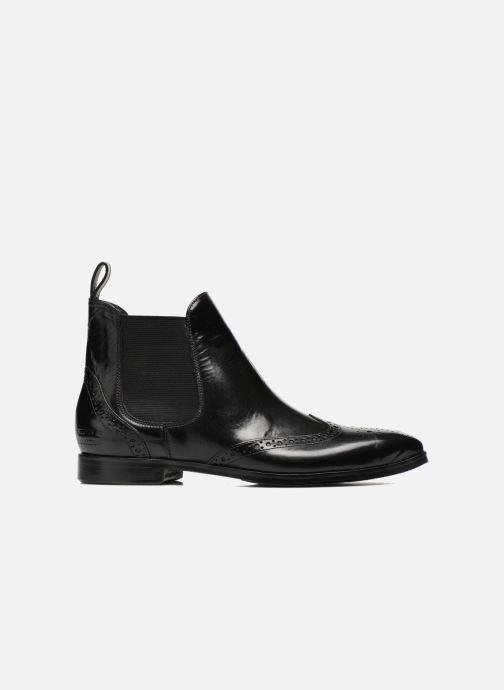 Bottines et boots Melvin & Hamilton Jessy 4 Noir vue derrière