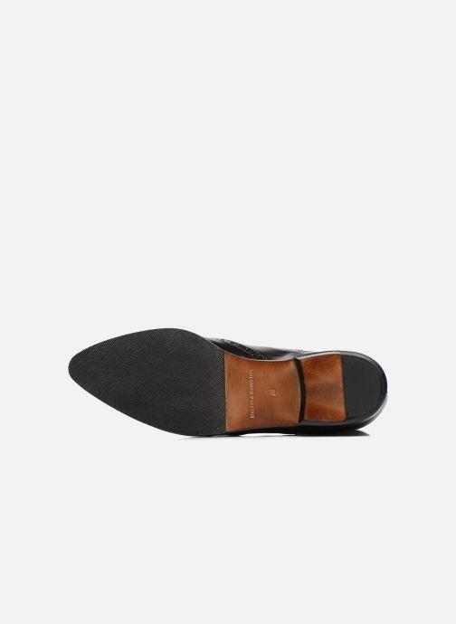 Stiefeletten & Boots Melvin & Hamilton Jessy 4 schwarz ansicht von oben