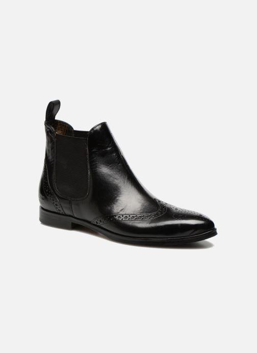 Boots en enkellaarsjes Melvin & Hamilton Jessy 4 Zwart detail