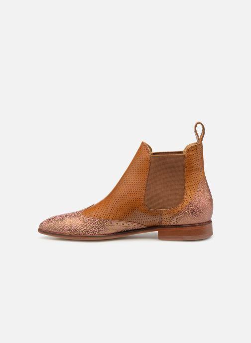 Boots en enkellaarsjes Melvin & Hamilton Jessy 4 Bruin voorkant