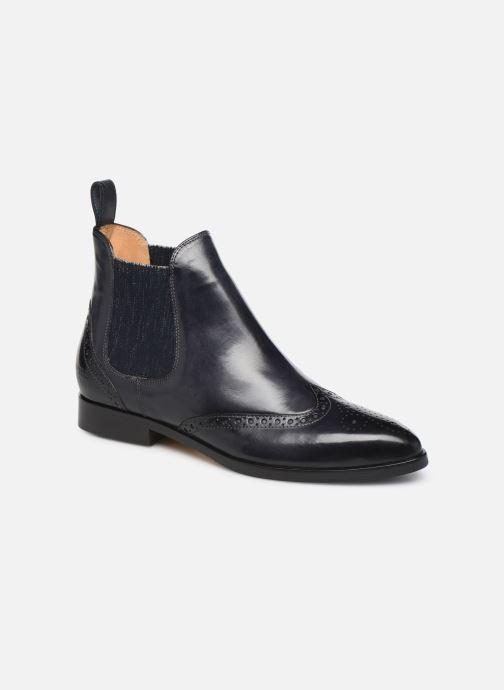Bottines et boots Melvin & Hamilton Jessy 4 Bleu vue détail/paire