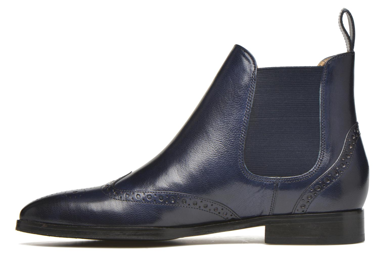 Bottines et boots Melvin & Hamilton Jessy 4 Bleu vue face
