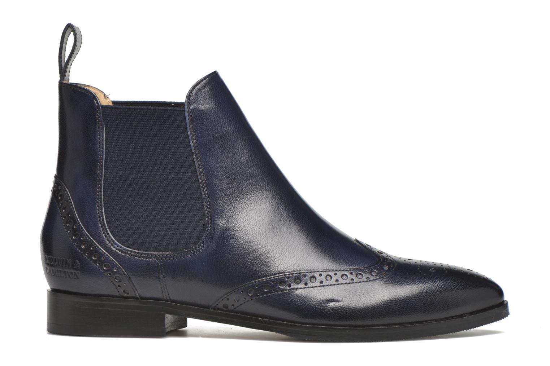 Bottines et boots Melvin & Hamilton Jessy 4 Bleu vue derrière