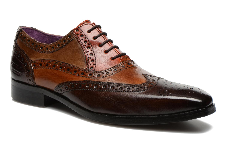 Chaussures à lacets Melvin & Hamilton Lance 14 Multicolore vue détail/paire