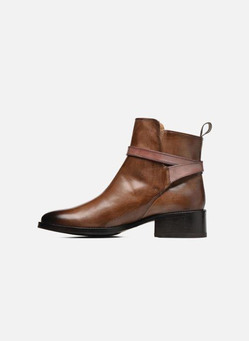 Stiefeletten & Boots Melvin & Hamilton Elaine 8 braun ansicht von vorne