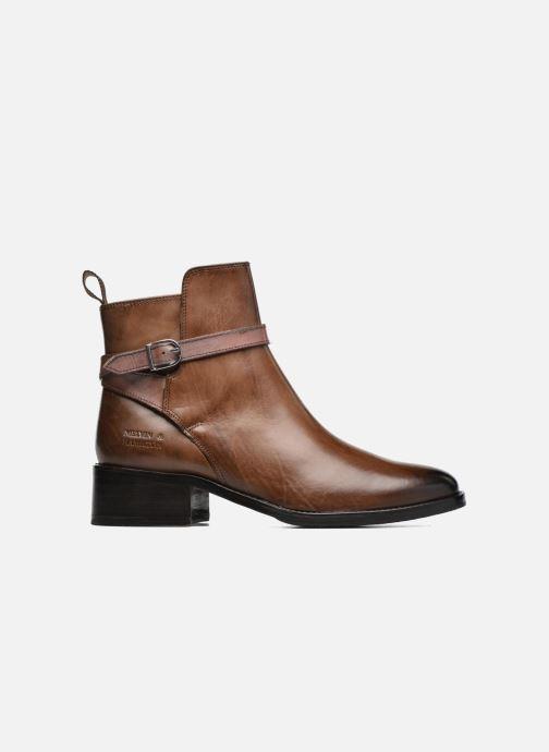 Bottines et boots Melvin & Hamilton Elaine 8 Marron vue derrière