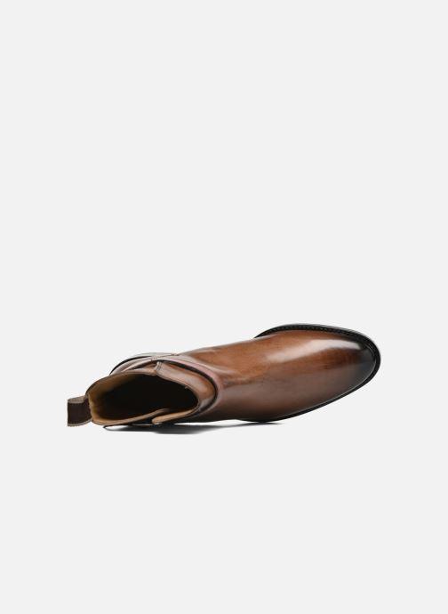 Stiefeletten & Boots Melvin & Hamilton Elaine 8 braun ansicht von links