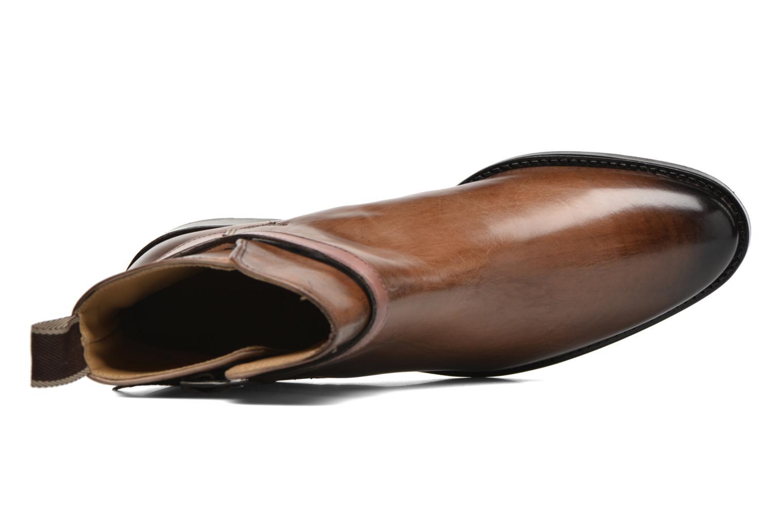 Bottines et boots Melvin & Hamilton Elaine 8 Marron vue gauche