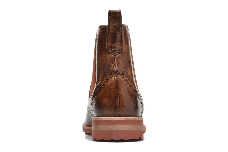 Bottines et boots Melvin & Hamilton Tom 13 Multicolore vue droite