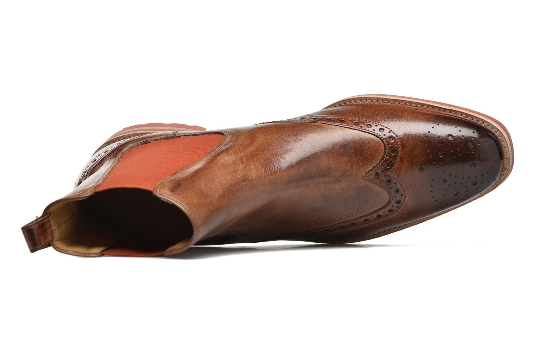 Bottines et boots Melvin & Hamilton Tom 13 Multicolore vue gauche