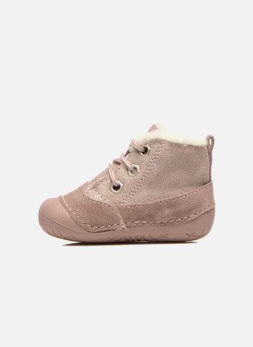 Ankle boots Primigi Raffyx-E Pink front view