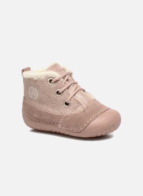 Ankle boots Primigi Raffyx-E Pink detailed view/ Pair view