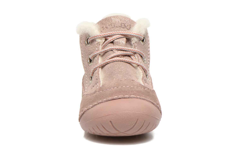Bottines et boots Primigi Raffyx-E Rose vue portées chaussures