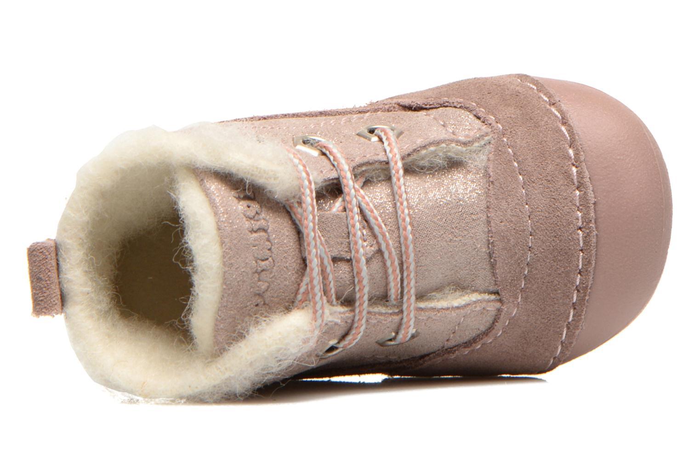 Bottines et boots Primigi Raffyx-E Rose vue gauche