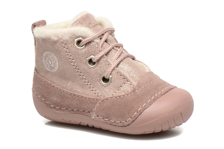 Bottines et boots Primigi Raffyx-E Rose vue détail/paire