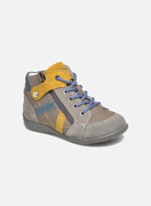 Ankelstøvler Primigi Florian Grå detaljeret billede af skoene