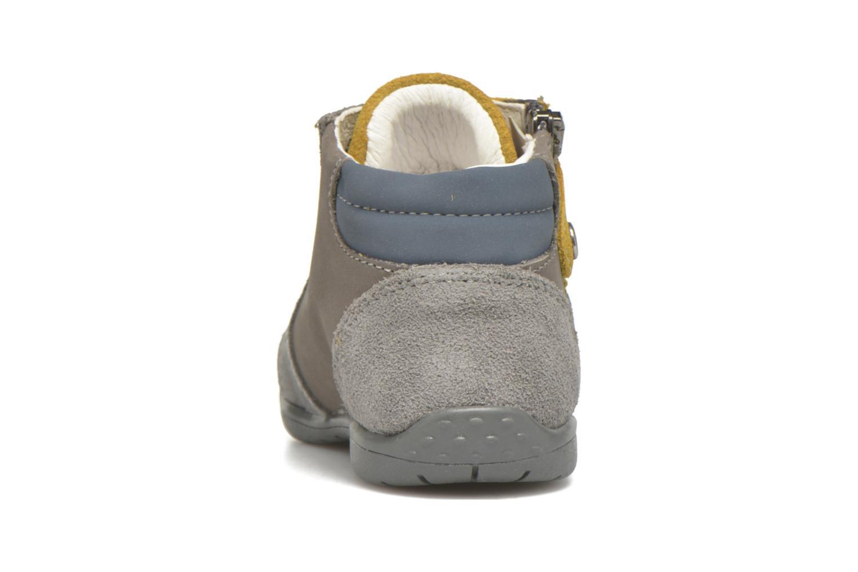 Bottines et boots Primigi Florian Gris vue droite