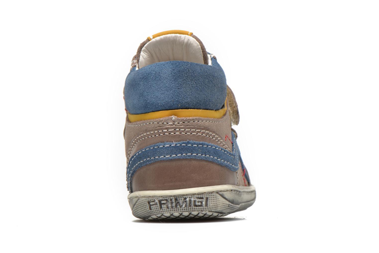Chaussures à scratch Primigi Allen 1 Gris vue droite