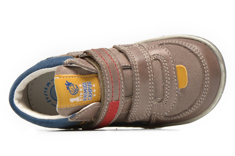 Chaussures à scratch Primigi Allen 1 Gris vue gauche