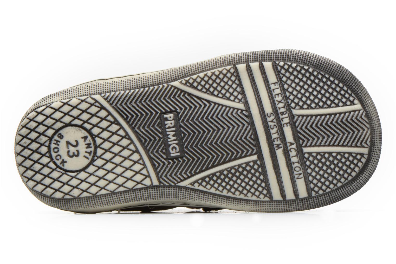 Chaussures à scratch Primigi Allen 1 Gris vue haut