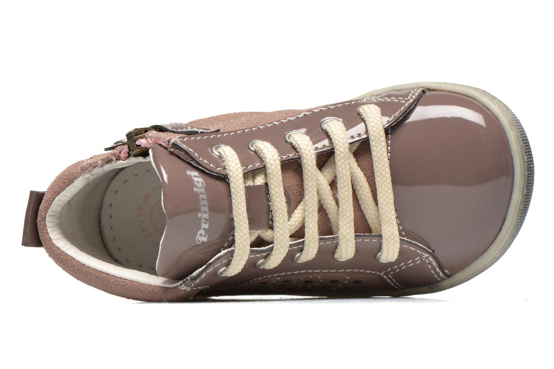 Bottines et boots Primigi Soleil Rose vue gauche