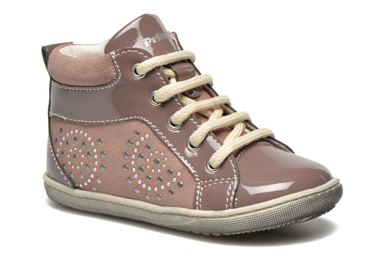 Bottines et boots Primigi Soleil Rose vue détail/paire