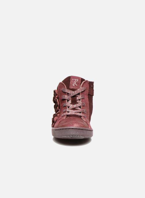 Trainers Primigi Etty 3 Burgundy model view