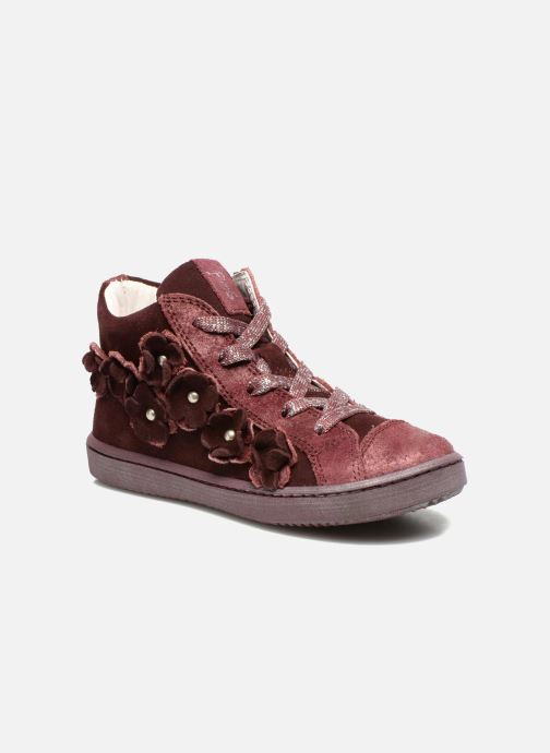 Trainers Primigi Etty 3 Burgundy detailed view/ Pair view
