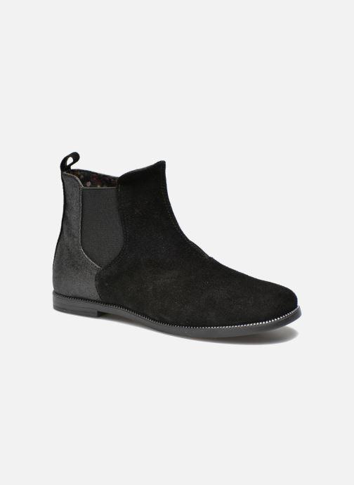 Ankelstøvler Primigi Violante 1 Sort detaljeret billede af skoene