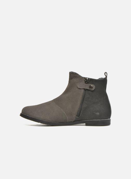 Bottines et boots Primigi Violante 1 Gris vue face