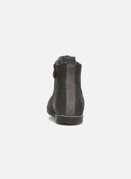 Bottines et boots Primigi Violante 1 Gris vue droite