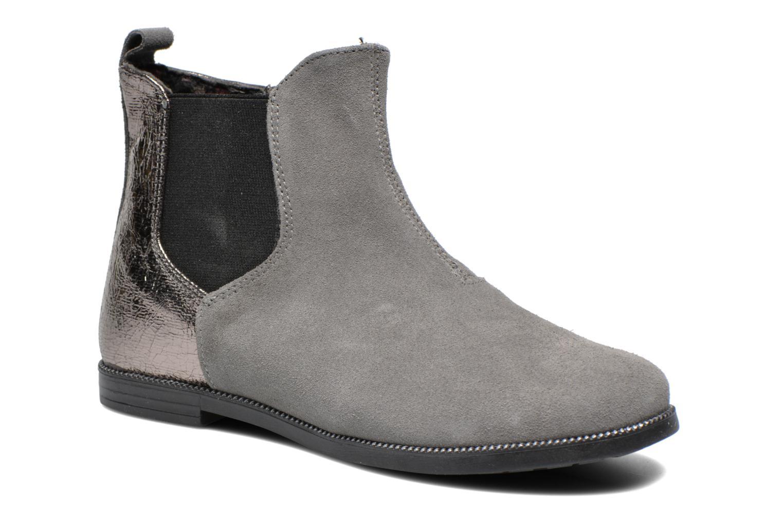Ankle boots Primigi Violante 1 Grey detailed view/ Pair view