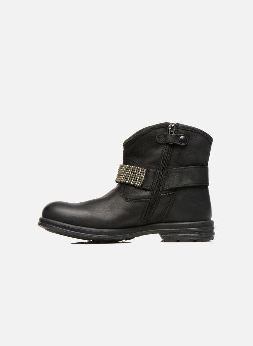 Stiefeletten & Boots Primigi Amaya schwarz ansicht von vorne