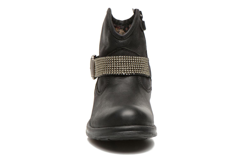Bottines et boots Primigi Amaya Noir vue portées chaussures