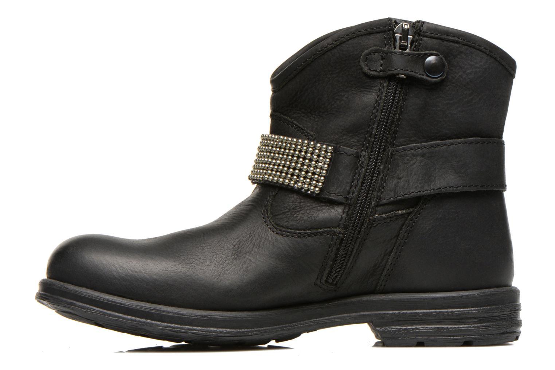 Bottines et boots Primigi Amaya Noir vue face