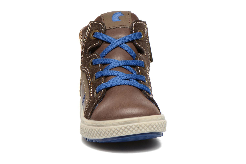 Baskets Primigi Best Marron vue portées chaussures