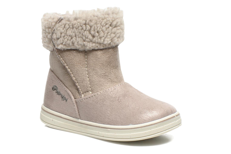 Bottines et boots Primigi Kesia Gris vue détail/paire