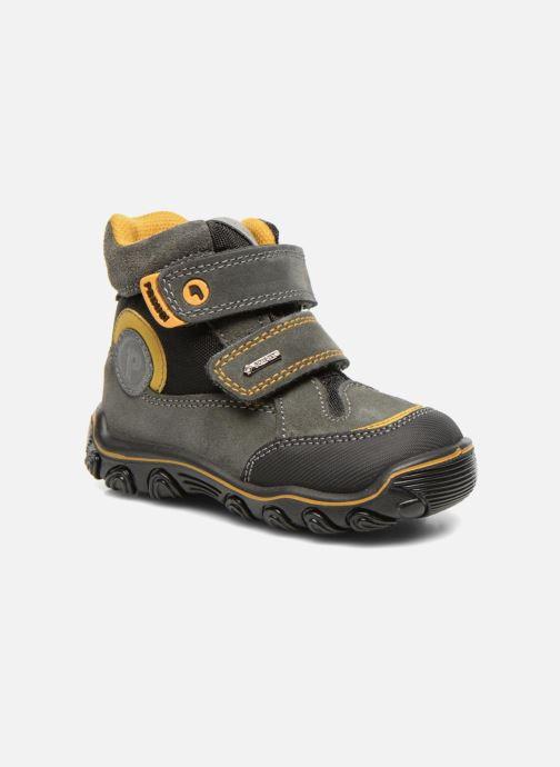 Bottines et boots Primigi Aurelio-e Gris vue détail/paire