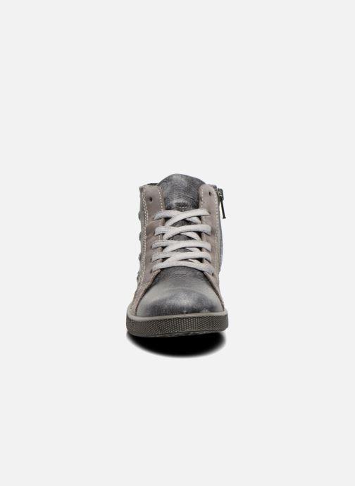 Baskets Primigi Rival Gris vue portées chaussures