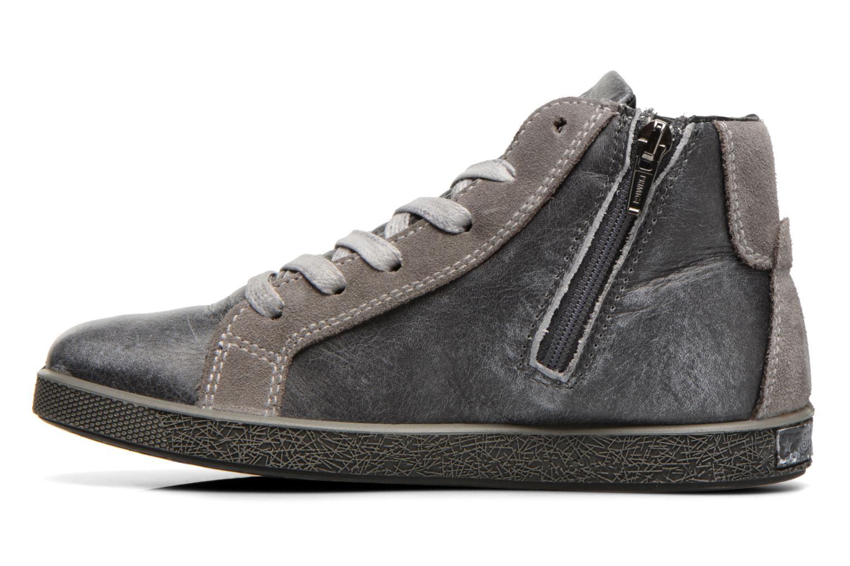 Sneakers Primigi Rival Grigio immagine frontale