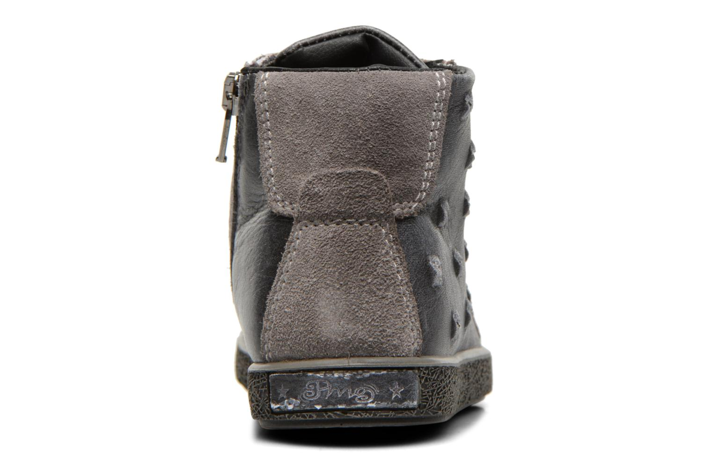 Sneaker Primigi Rival grau ansicht von rechts