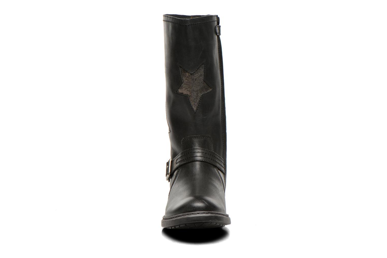 Bottes Ramdam by GBB SOSA Gris vue portées chaussures