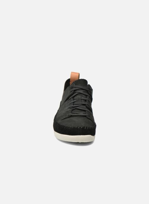 Sneakers Clarks Originals Trigenic Flex W Sort se skoene på