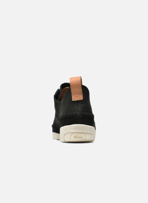 Sneakers Clarks Originals Trigenic Flex W Sort Se fra højre