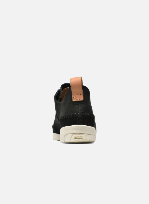 Sneaker Clarks Originals Trigenic Flex W schwarz ansicht von rechts