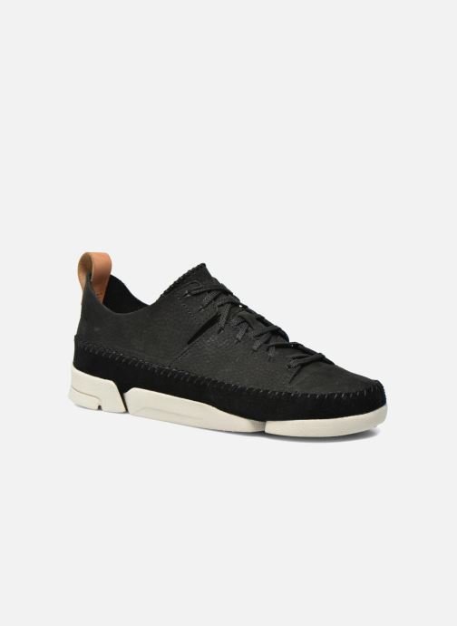Baskets Clarks Originals Trigenic Flex W Noir vue détail/paire