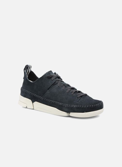 Sneakers Clarks Originals Trigenic Flex W Blauw detail