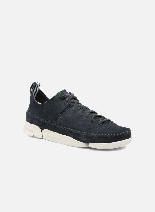 Sneakers Clarks Originals Trigenic Flex W Azzurro vedi dettaglio/paio